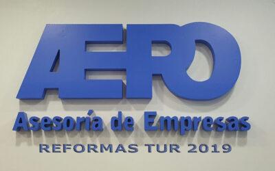 Reforma Tur 2019