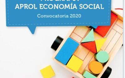 Ayudas programa economía social