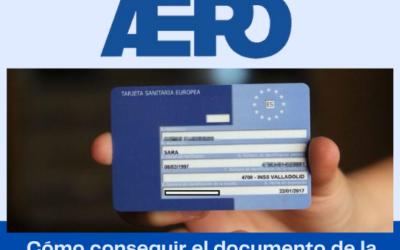 Cómo conseguir la tarjeta sanitaria Europea